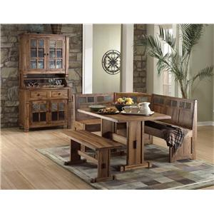 Sunny Designs Sedona Casual Dining Room Group