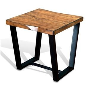 Morris Home Furnishings Shawn Shawn End Table