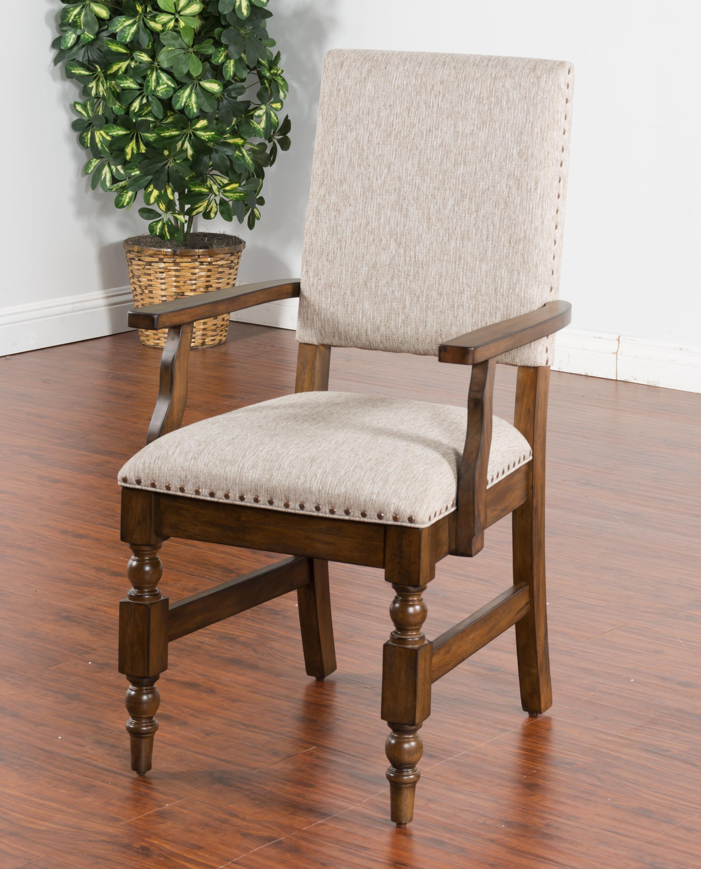 Morris Home Furnishings Shiloh Shiloh Arm Chair - Item Number: 338842443