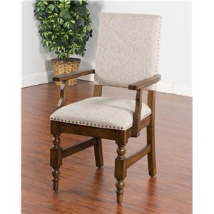 Morris Home Furnishings Shiloh Shiloh Arm Chair