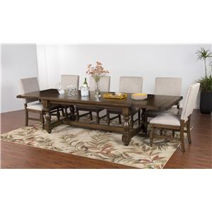 Morris Home Furnishings Shiloh Shiloh 5-Piece Dining Set