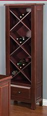 Morris Home Furnishings Shiraz Shiraz Etagere