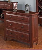 Morris Home Furnishings Shiraz Shiraz Bachelor's Chest - Item Number: 597334376
