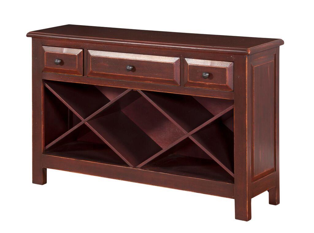 Morris Home Furnishings Shiraz Shiraz Sofa Table - Item Number: 597472701