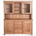 Sunny Designs Sierra Buffet and Hutch - Item Number: 2428DL