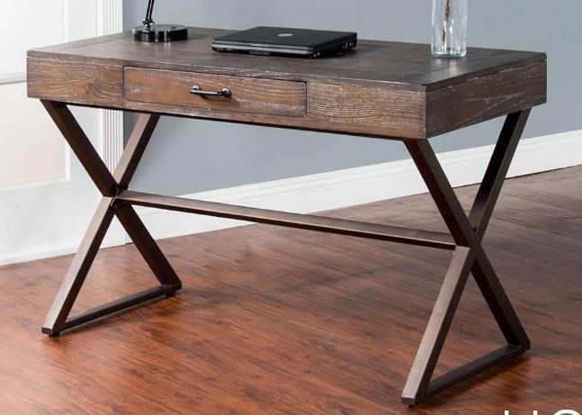 Taylor Taylor Writing Desk by Sunny Designs at Morris Home