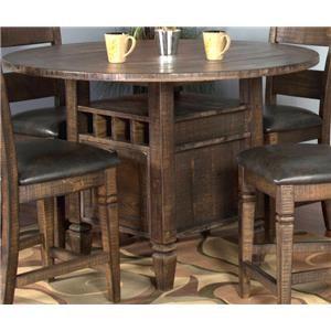 Morris Home Furnishings Thatcher Thatcher 2-Piece Table