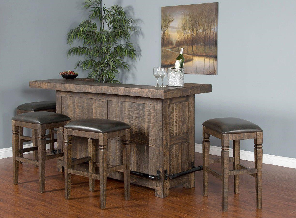 Thatcher Thatcher Bar Set by Sunny Designs at Morris Home