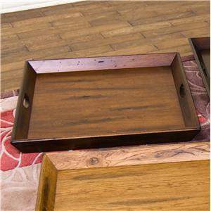 Sunny Designs Timber Creek  Ottoman Tray