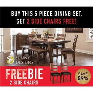 Tremont Dining Package with Freebie!