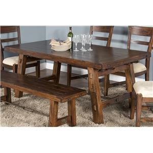 Extension Table w/ Turnbuckle