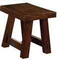 Sunny Designs Tuscany Chair Side Table - Item Number: 3189VM-CS
