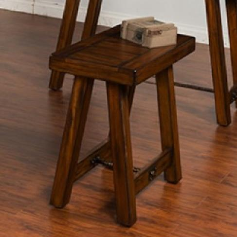 Sunny Designs Tuscany Chair Side Table - Item Number: 3247VM-CS