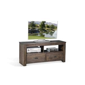 "All Wood 74"" TV Console"