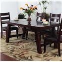 Sunny Designs Vineyard Rectangular Table - Item Number: 1367RM