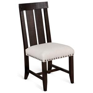 Vivi Slat Back Chair
