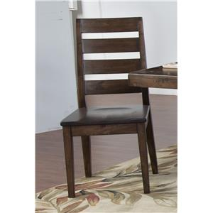 Morris Home Furnishings Wellman Wellman Side Chair