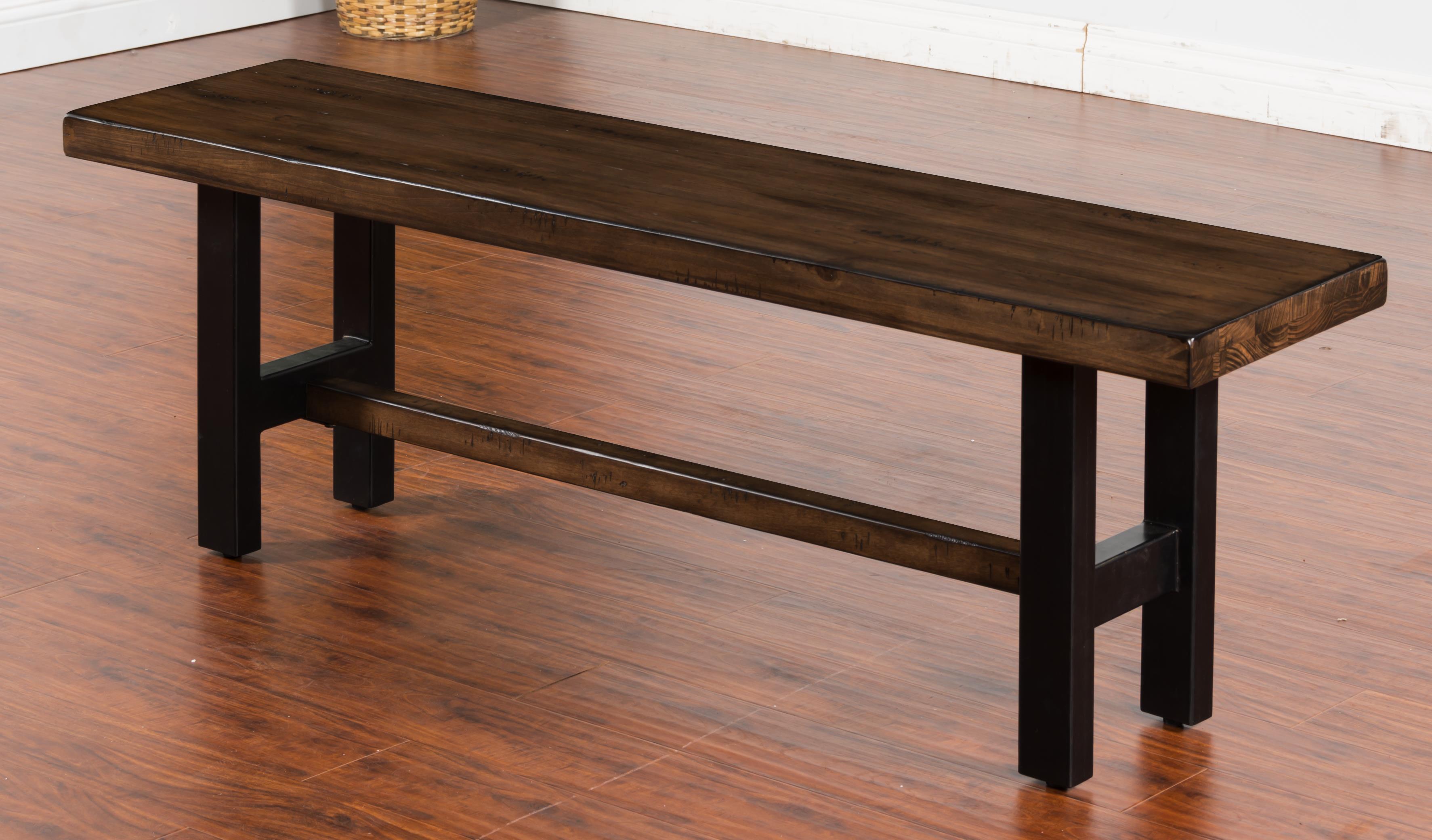 Morris Home Furnishings Wellman Wellman Dining Bench - Item Number: 382833296