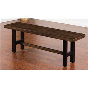 Morris Home Furnishings Wellman Wellman Dining Bench