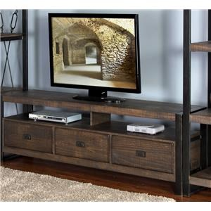 "Morris Home Furnishings Wessington Wessington 78"" Console"