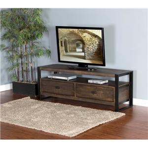 "Morris Home Furnishings Wessington Wessington 64"" Console"