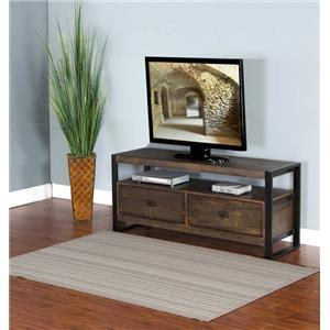"Morris Home Furnishings Wessington Wessington 54"" Console"
