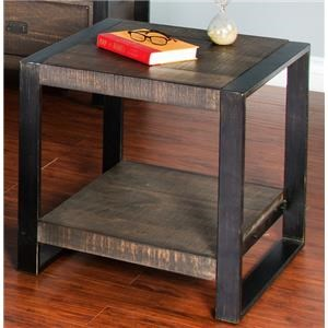 Market Square Wessington Wessington End Table