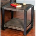 Morris Home Furnishings Wessington Wessington End Table - Item Number: 965715370