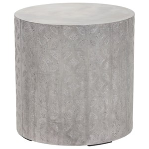 Sunpan Imports Solterrra Imani Side Table