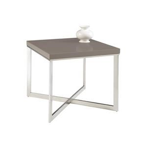 Sunpan Imports Pilot End Table