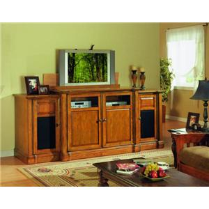 Sunrise Home Furnishings Alexandria  Three Piece Wall Unit
