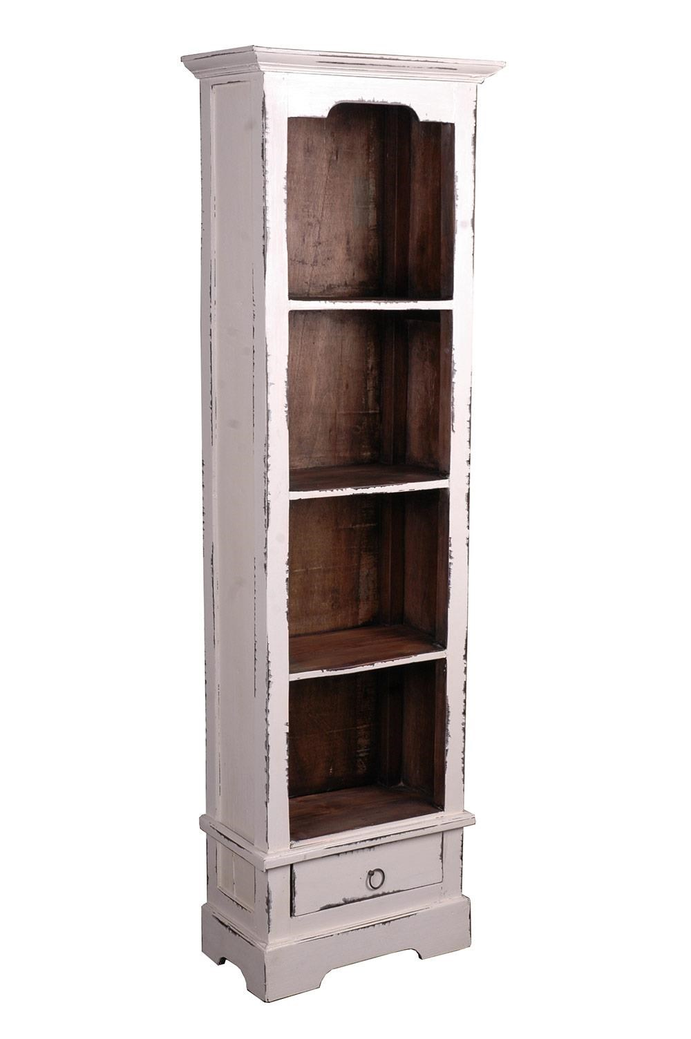 Cottage Narrow Bookcase