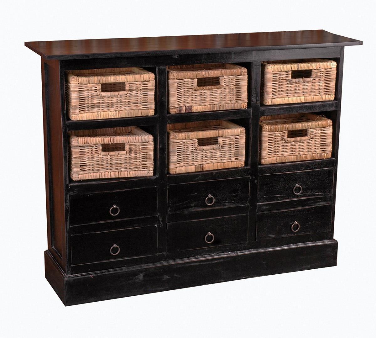 6-Basket Cabinet