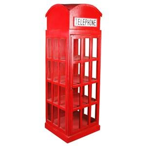 Sunset Trading Co. Accessory Cabinets Phone Booth Cabinet