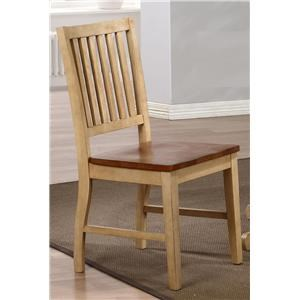 Slat Back Chair