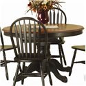 Sunset Trading Co. Sunset Selections Dining Table - Item Number: DLU-TBX-4866-SET-BCH