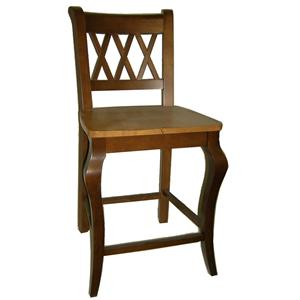 Sunset Trading Co. Sunset Selections Dining Barstool