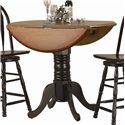 Sunset Trading Co. Sunset Selections Cafe Height Dinette Table - Item Number: SUN-TPD-4242-CAFÉ SET-BCH