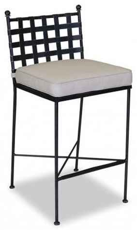 Provence Barstool by Sunset West at Belfort Furniture