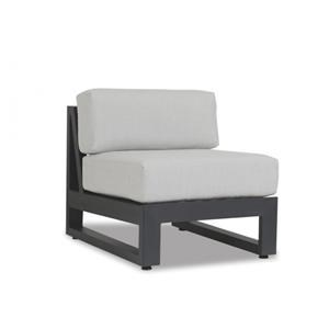 Armless Club Chair