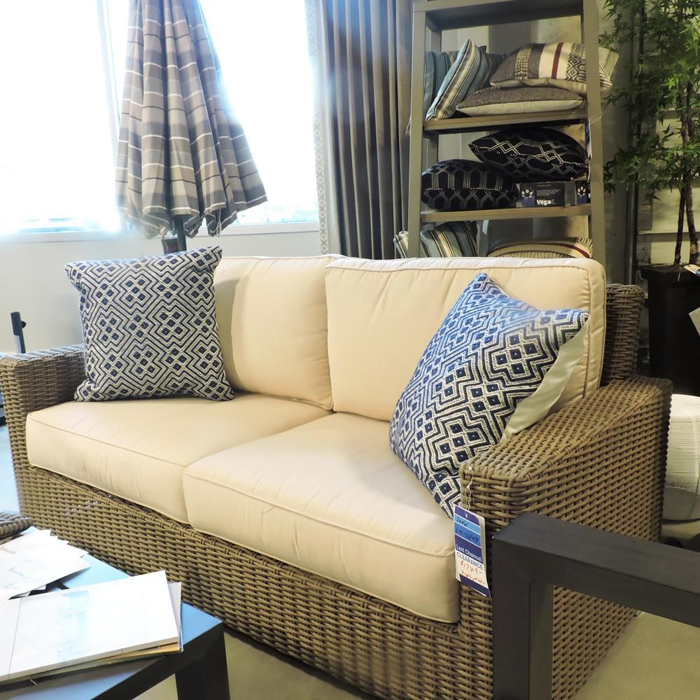 Clearance Coronado Mid Sofa by Sunset West at Belfort Furniture