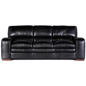 Superb Creations 7221 Leather Sofa