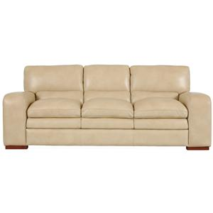 Superb Creations 7221 Leather Sofa