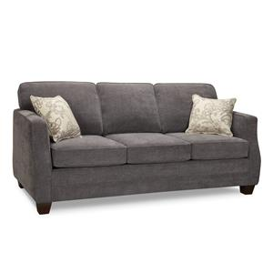 "Superstyle 9539 74"" Upholstered Sofa"