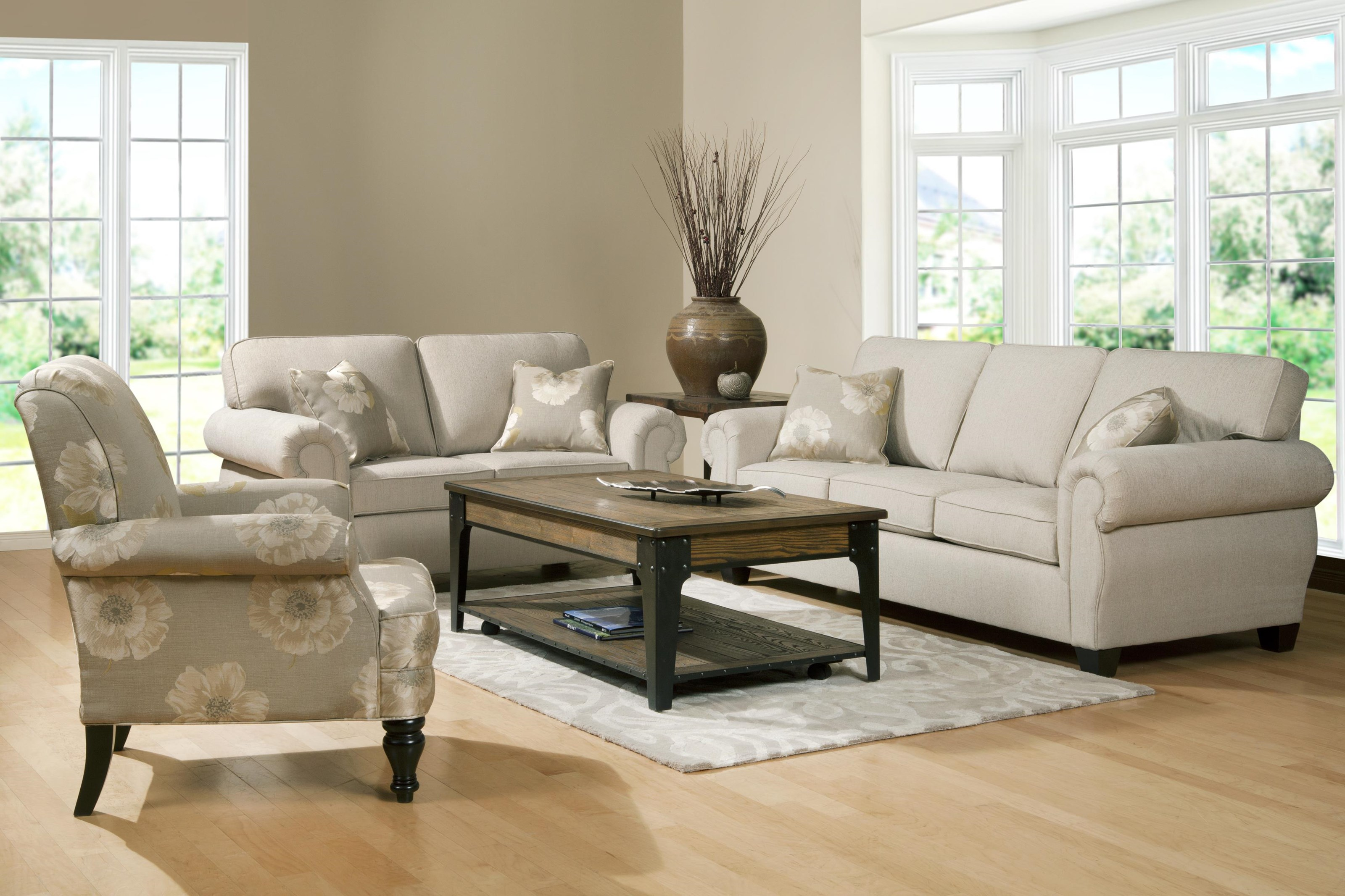 Superstyle 9555 Loveseat - Item Number: 85955502-01