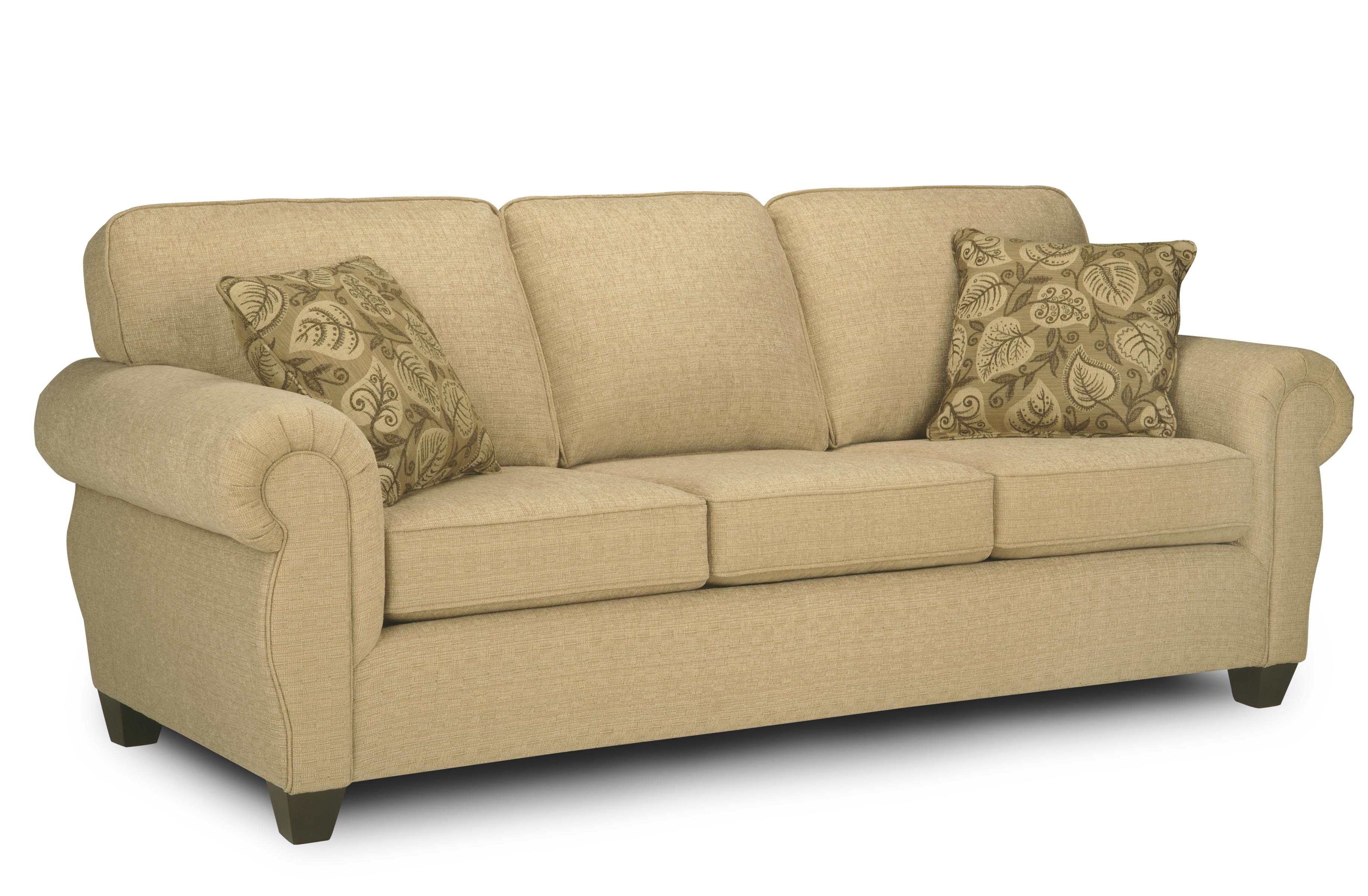 Superstyle 9555 Sofa Transitional Sofa - Item Number: 9555 Sofa