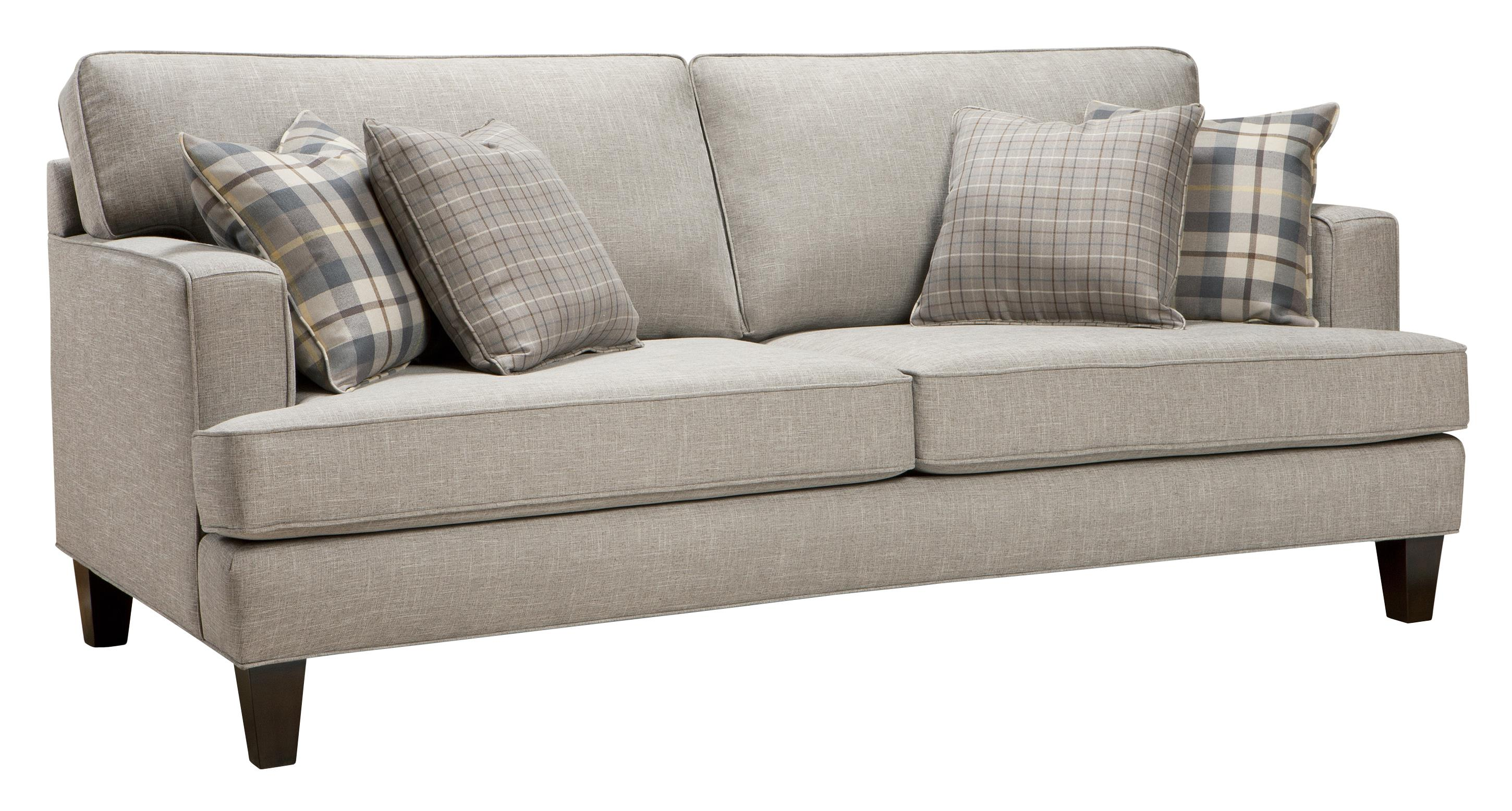 9671 Two Seat Sofa by Superstyle at Jordan's Home Furnishings