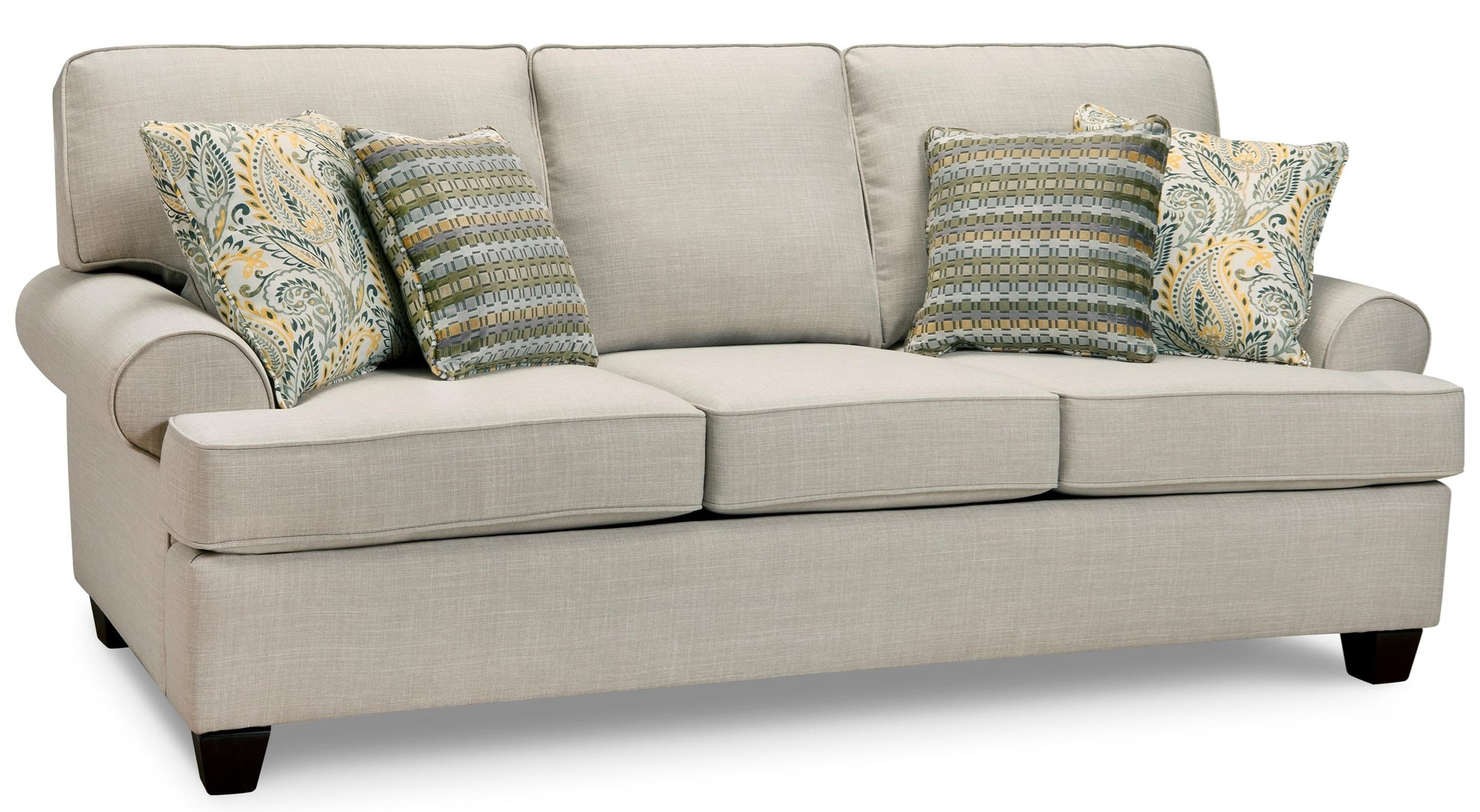 9698 Sofa by Superstyle at Jordan's Home Furnishings