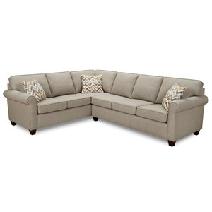 Superstyle 9701 Sectional Sofa