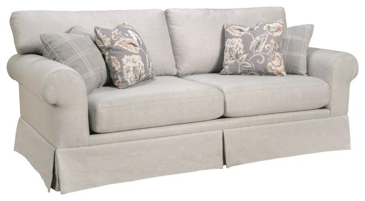 9751 Sophie Sofa by Superstyle at Stoney Creek Furniture